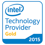 Intel Technology Provider GOLD level